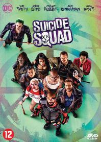 Inlay van Suicide Squad
