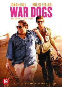 Inlay van War Dogs