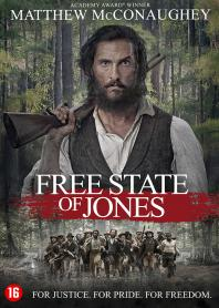 Inlay van Free State Of Jones