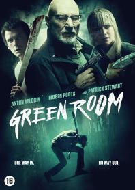 Inlay van Green Room