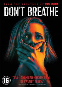 Inlay van Don't Breathe