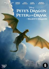 Inlay van Pete's Dragon / Peter En De Draak