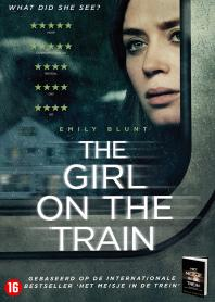 Inlay van The Girl On The Train