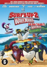 Inlay van Surf's Up 2: Wave Mania