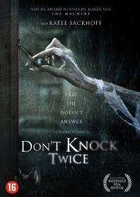 Inlay van Don't Knock Twice
