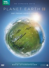 Inlay van Planet Earth, Seizoen 2