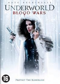 Inlay van Underworld: Blood Wars