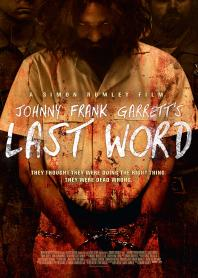Inlay van Johnny Frank Garrett's Last Word