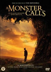 Inlay van A Monster Calls
