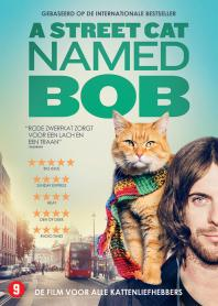 Inlay van A Street Cat Named Bob