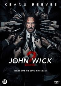 Inlay van John Wick 2
