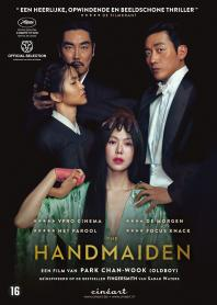 Inlay van The Handmaiden