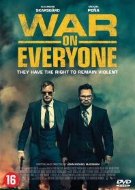 Inlay van War On Everyone