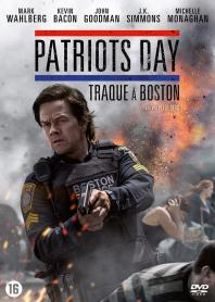 Inlay van Patriots Day