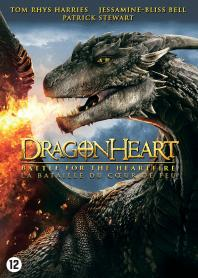 Inlay van Dragonheart 4: Battle For The Heartfire