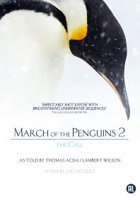 Inlay van March Of The Penguins 2