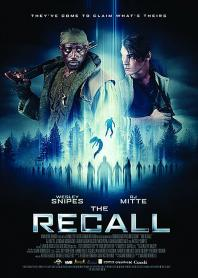 Inlay van The Recall