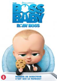 Inlay van The Boss Baby