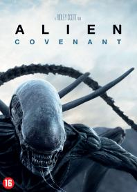 Inlay van Alien: Covenant