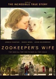 Inlay van The Zookeeper's Wife
