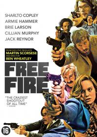 Inlay van Free Fire