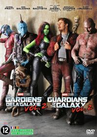 Inlay van Guardians Of The Galaxy 2