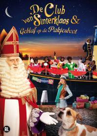 Inlay van De Club Van Sinterklaas & Geblaf Op De Pakjesboot