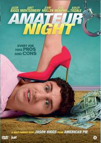 Inlay van Amateur Night