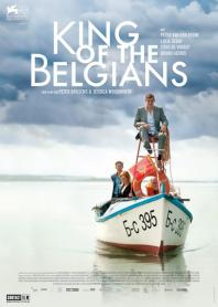 Inlay van King Of The Belgians