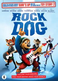 Inlay van Rock Dog