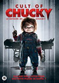 Inlay van Cult Of Chucky