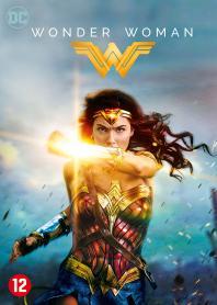 Inlay van Wonder Woman