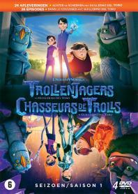 Inlay van Trollhunters, Seizoen 1