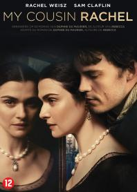 Inlay van My Cousin Rachel
