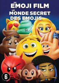 Inlay van The Emoji Movie