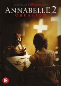 Inlay van Annabelle: Creation