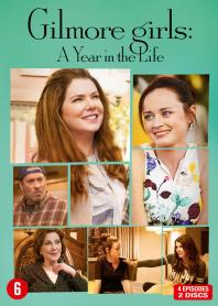 Inlay van Gilmore Girls - A Year In The Life