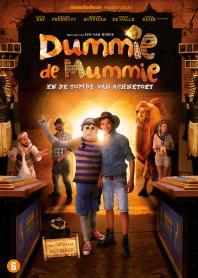 Inlay van Dummie De Mummie 3