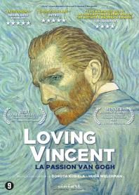Inlay van Loving Vincent