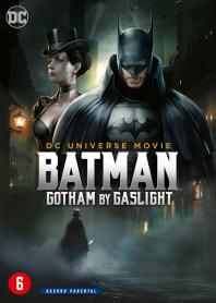 Inlay van Batman: Gotham By Gaslight