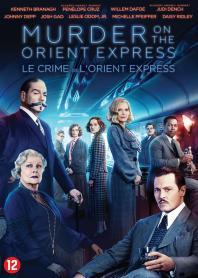 Inlay van Murder On The Orient Express