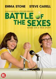 Inlay van Battle Of The Sexes