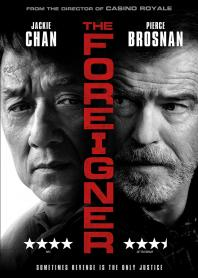 Inlay van The Foreigner