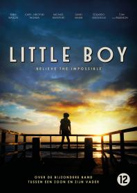 Inlay van Little Boy