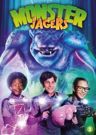 Inlay van Monsters At Large / Monsterjagers
