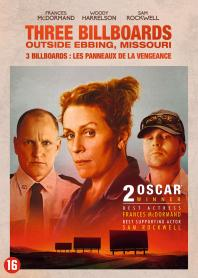 Inlay van Three Billboards Outside Ebbing, Missouri
