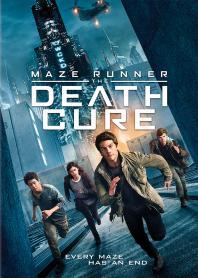 Inlay van Maze Runner: The Death Cure