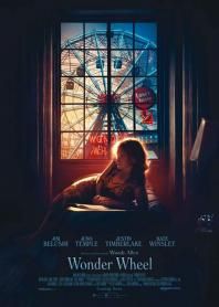 Inlay van Wonder Wheel