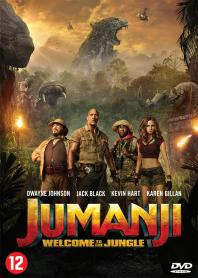 Inlay van Jumanji: Welcome To The Jungle