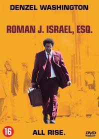 Inlay van Roman J. Israel, Esq